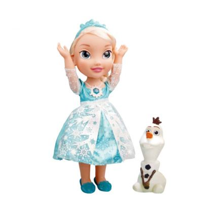 MUÑECA FROZEN ELSA GLOWING ART.1844