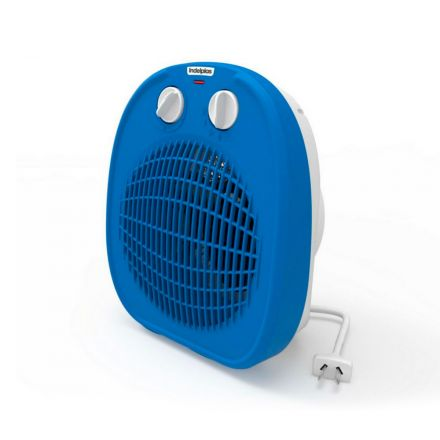 CALOVENTOR INDELPLAS  ELECTRICO 1800W IC-01 AZUL