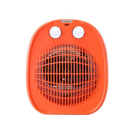 CALOVENTOR INDELPLAS  ELECTRICO 1800W IC-01 NARANJA