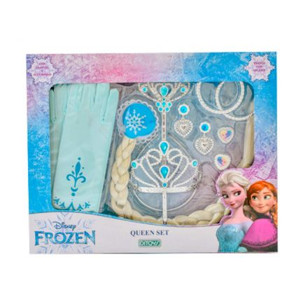 SET FROZEN DITOYS ART.2328 QUEEN