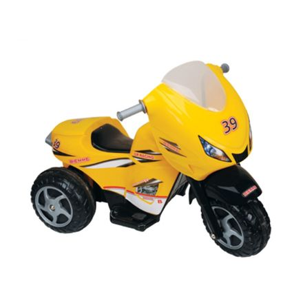 MOTO BIEMME GP RACING AMARILLA 6V ART.1090