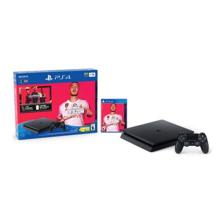 PLAYSTATION 4 1TB + FIFA 2020
