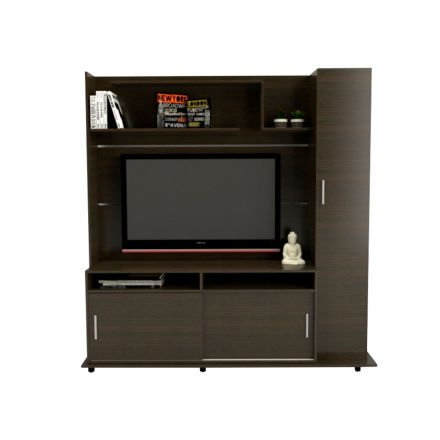 "MODULAR CON ESPACIO PARA TV 52"" COMBINADO TABLE'S"