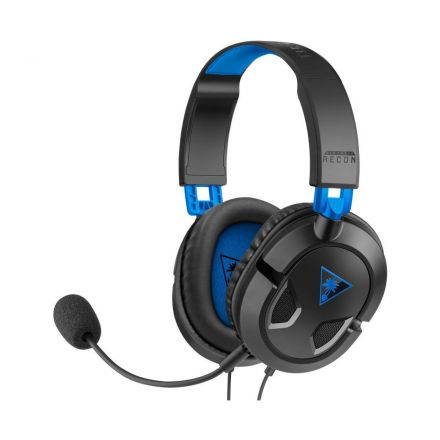 AURICULAR GAMER TURTLE BEACH EARFORCE RECON 50P NEGRO
