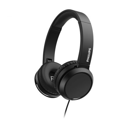 AURICULARES C/CABLE PHILIPS TAH4105BK/00 NEGRO