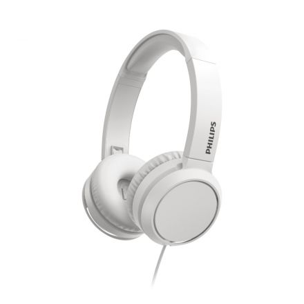 AURICULARES C/CABLE PHILIPS TAH4105WT/00 BLANCO