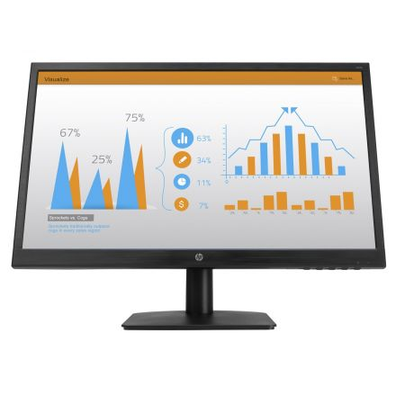 "MONITOR HP 21.5"" N223 3ML60AA"