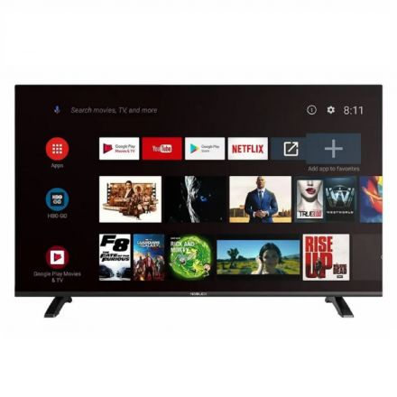 "SMART TV 4K  NOBLEX 50"" DM50X7550 4K ANDROID TV"